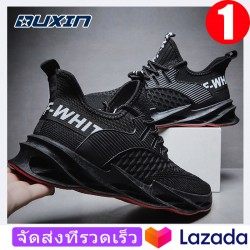 DUXIN 2021 Sneakers For Men Running Shoes Men Shoes Casual Shoes Outdoor Sport Shoes Shoes Ultra Light Shoes Running Shoes Size 39-44
